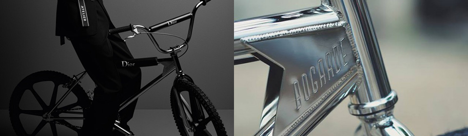 c358e2a9268 Dior Homme To Launch A Limited Edition BMX Bike With Bogarde ...