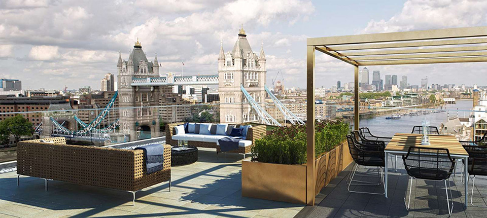 One Tower Bridge London Luxurious Magazine Asia